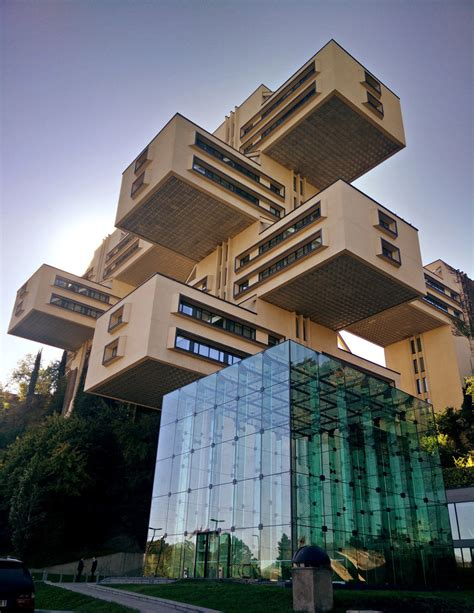 10 Soviet Buildings Inspired By Le Corbusier  Russia Beyond