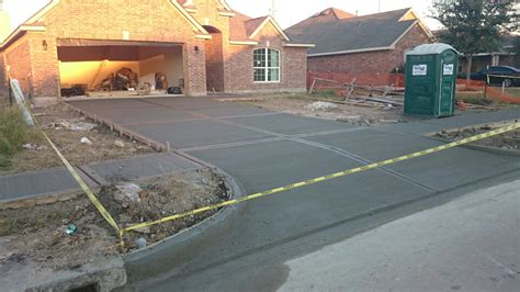driveway pics concrete driveways raleigh nc sted custom call today