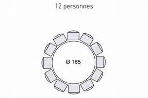 Table Ronde 12 Personnes : cuisine ou salle manger quel espace pr voir pour une table c t maison ~ Melissatoandfro.com Idées de Décoration