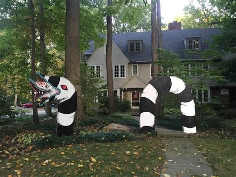 awesome halloween decorations oddee