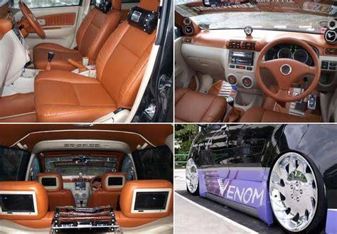 Modif Interior Avanza by Modifikasi Mobil Toyota Avanza G Interior Exterior Modif