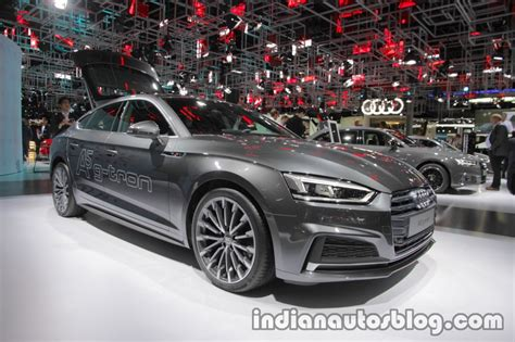 2017 Audi A5 Sportback G Tron At The Iaa 2017 Live