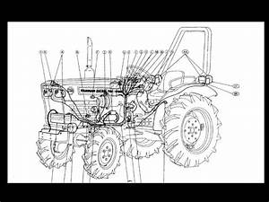 Kubota Engine Parts Diagrams Online Kubota B1700 Parts