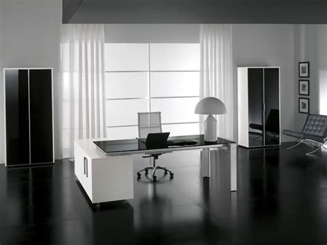 bureau simple blanc bureau simple design