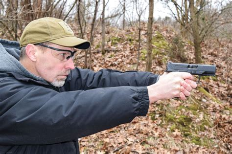 walther  steel frame pistol review
