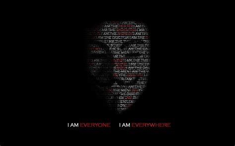 anonymous minimalistic text typography v for vendetta typographic portrait wallpaper 1920x1200
