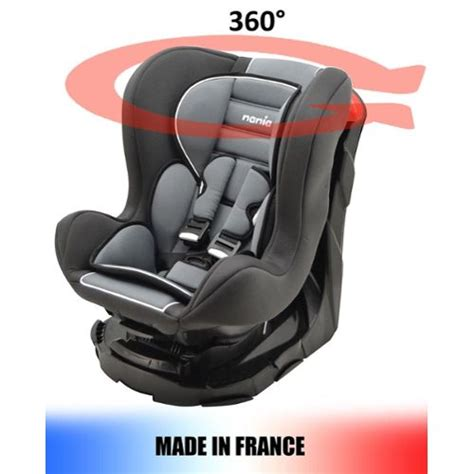 si鑒e auto groupe 0 1 pivotant siège auto mycarsit achat vente neuf d 39 occasion priceminister
