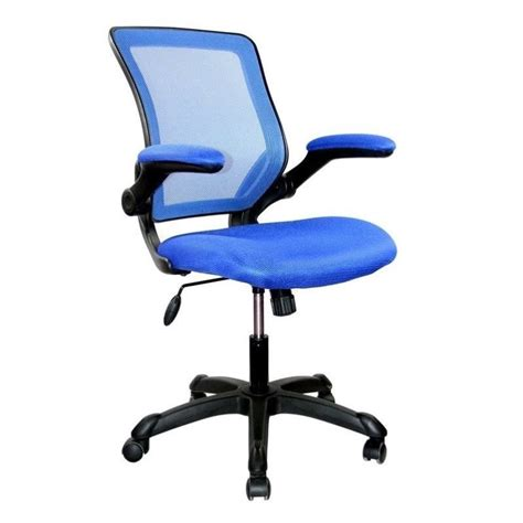 mesh task office chair in blue rta 8050 bl