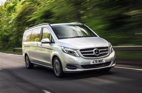 Review Mercedes V Class by Mercedes V Class Review 2017 Autocar