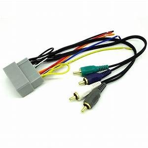 Buy Conpus Dodge Jeep Car Stereo Cd Player Wiring Harness