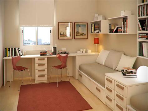 Ideas  Chic Ideas To Organize A Small Bedroom Ideas To