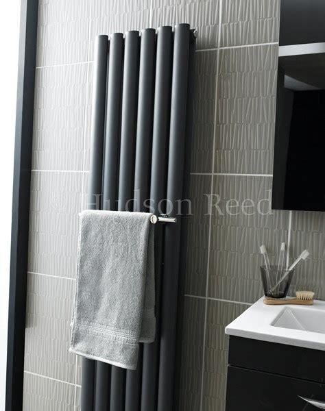 Towel Rail For Bathroom Radiators (Chrome). Hudson Reed