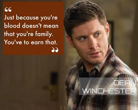 Dean Quotes Dean Winchester Quotes Top 10 Best Supernatural Quotes