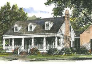 The Louisiana Home Designs by Louisiana Garden Cottage Architect Southern