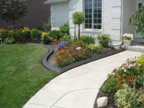 beautiful flower bed edging ideas for floweriest garden a neat edge between the lawn flower