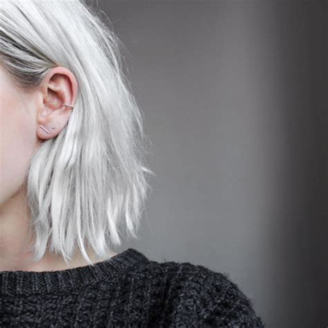 And White Hair by White Hair On