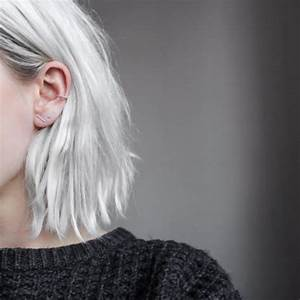 white hair on Tumblr