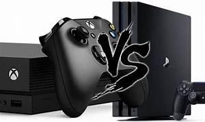 Xbox One X Vs Playstation 4 Pro Graphics Comparison