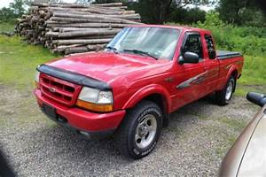 Find Used 1999 Ford Ranger Xlt Ext Cab 4 Door 4x4 V6 In