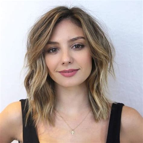 50 Best Hairstyles for Square Faces Rounding the Angles in