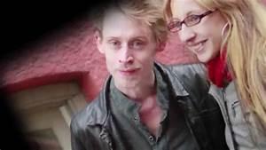 Macaulay Culkin Face Morph 2012 - YouTube  Macaulay