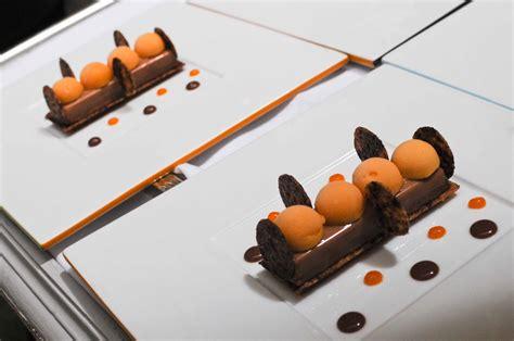 cuisine siphon desserts de jérôme chaucesse chef pâtissier du crillon
