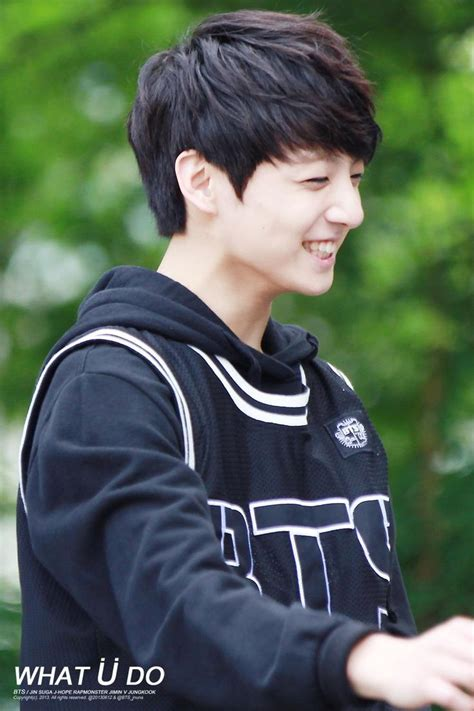 fall  love   smile jungkook kookie bts
