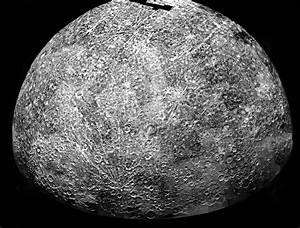 Mariner 10 Image of Mercury   NASA