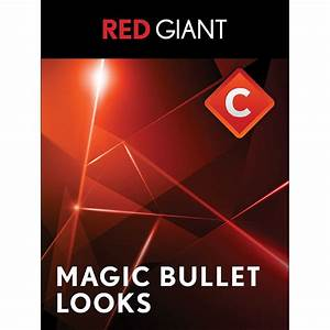 Red Giant Magic Bullet Quick Looks MBT-QLOOKS-A B&H Photo ...