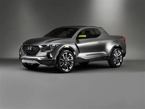 Hyundais pickup på ingång - så även en Kia-version ...