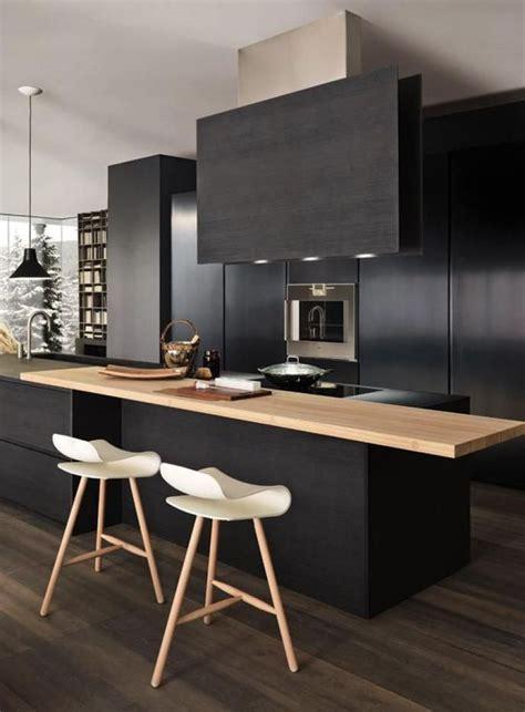 cozinhas pretas  estao fazendo sucesso  pinterest