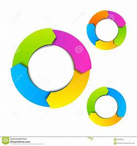Circle Diagram Stock Vector  Illustration Of Section