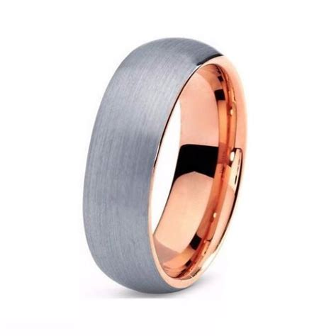 mens wedding ring metals 80 strikingly unique mens wedding bands