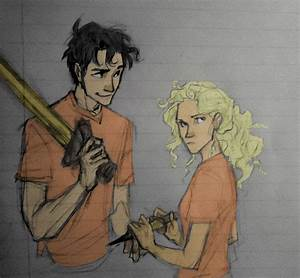 Percy Jackson and Annabeth Chase--Burdge Bug by Gi1997 on ...