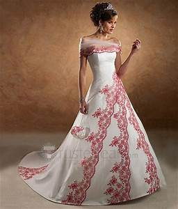 wedding fashion different colored wedding gowns With wedding dresses in color
