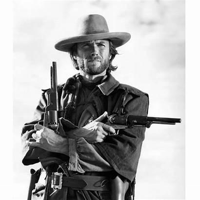 Clint Eastwood Glass Modern