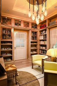 Home, Library, Cabinets