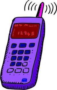Mobile Phone Clip Art
