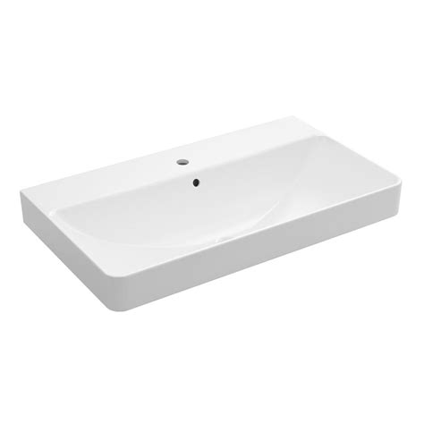 home depot white vessel sink kohler vox trough vessel sink in white k 2749 1 0 the