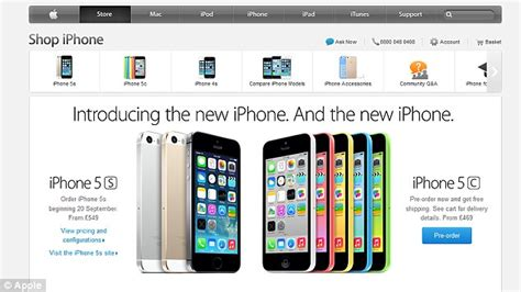 iphone 5c pre orders not been overwhelming daily