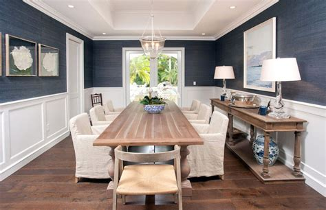 southern living home interiors blue and white dining room peenmedia com