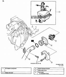 2002 Mazda Tribute Engine Diagram Oxygen Sensor