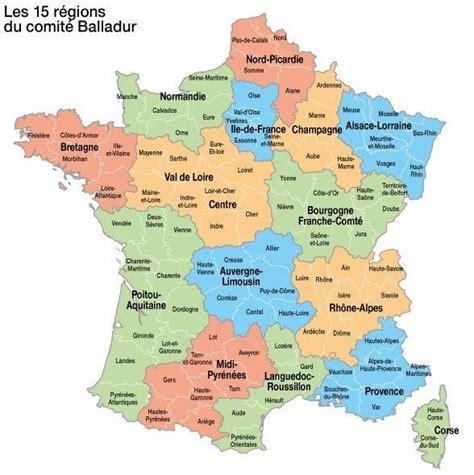 Carte De Avec Les Nouveaux Départements by Nantes Carte De Voyages Cartes