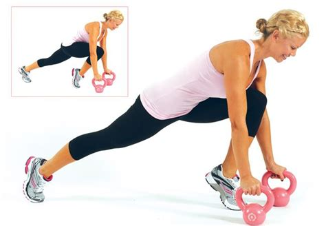 kettlebell exercises mountain climbers workout fitness leg workouts health kettle bell butt board exercise bum cardio body training jost entertainment
