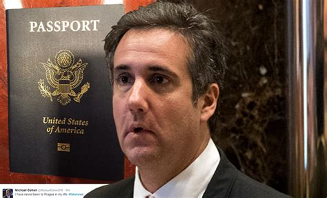Michael Cohen is over his head in criminal activity