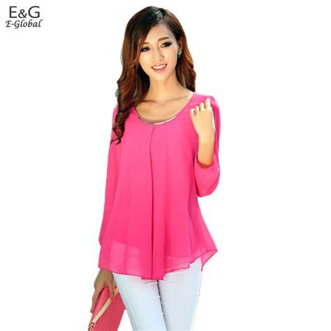 chiffon blouses chiffon blouses sleeve collar shirts 2015