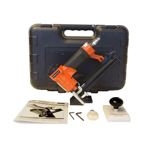 flooring stapler for engineered hardwood powernail 13 20fs0005 20fs pneumatic engineered hardwood
