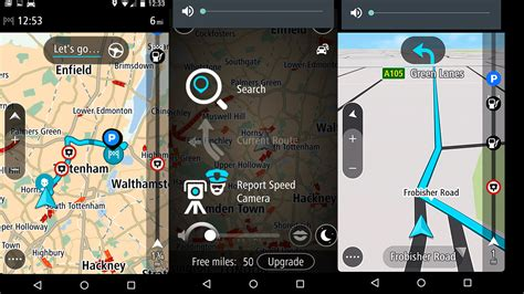 Go Mobile Android by Tomtom Go Mobile For Android Review Techradar