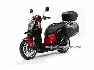 Konsep Modifikasi Honda Scoopy Fi
