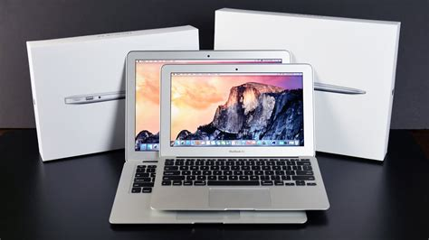 amac book air apple macbook air 11 quot 13 quot 2015 unboxing and